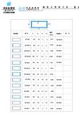 方管立柱一览表